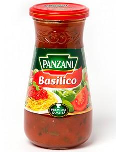 PANZANI SOS BASILICO 400 g...